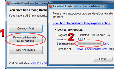 How Purchasing Works - PC Scoreboards