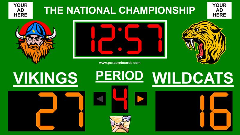 See more of Multisport Scoreboard Pro v3