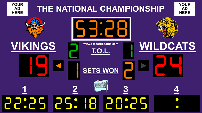 See more of Volleyball Scoreboard Pro v3